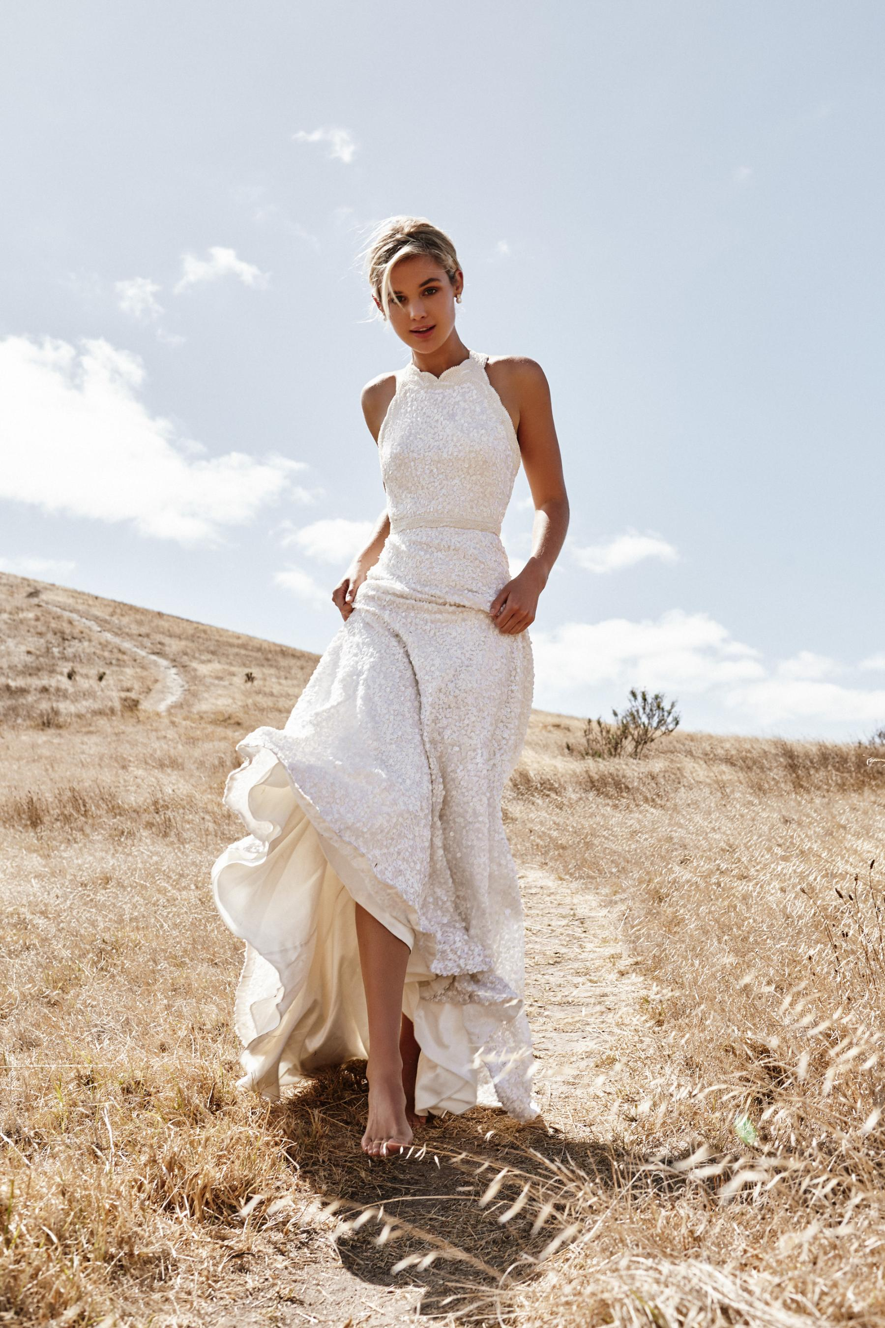 Sydney located bridal designer Karen Willis Holmes