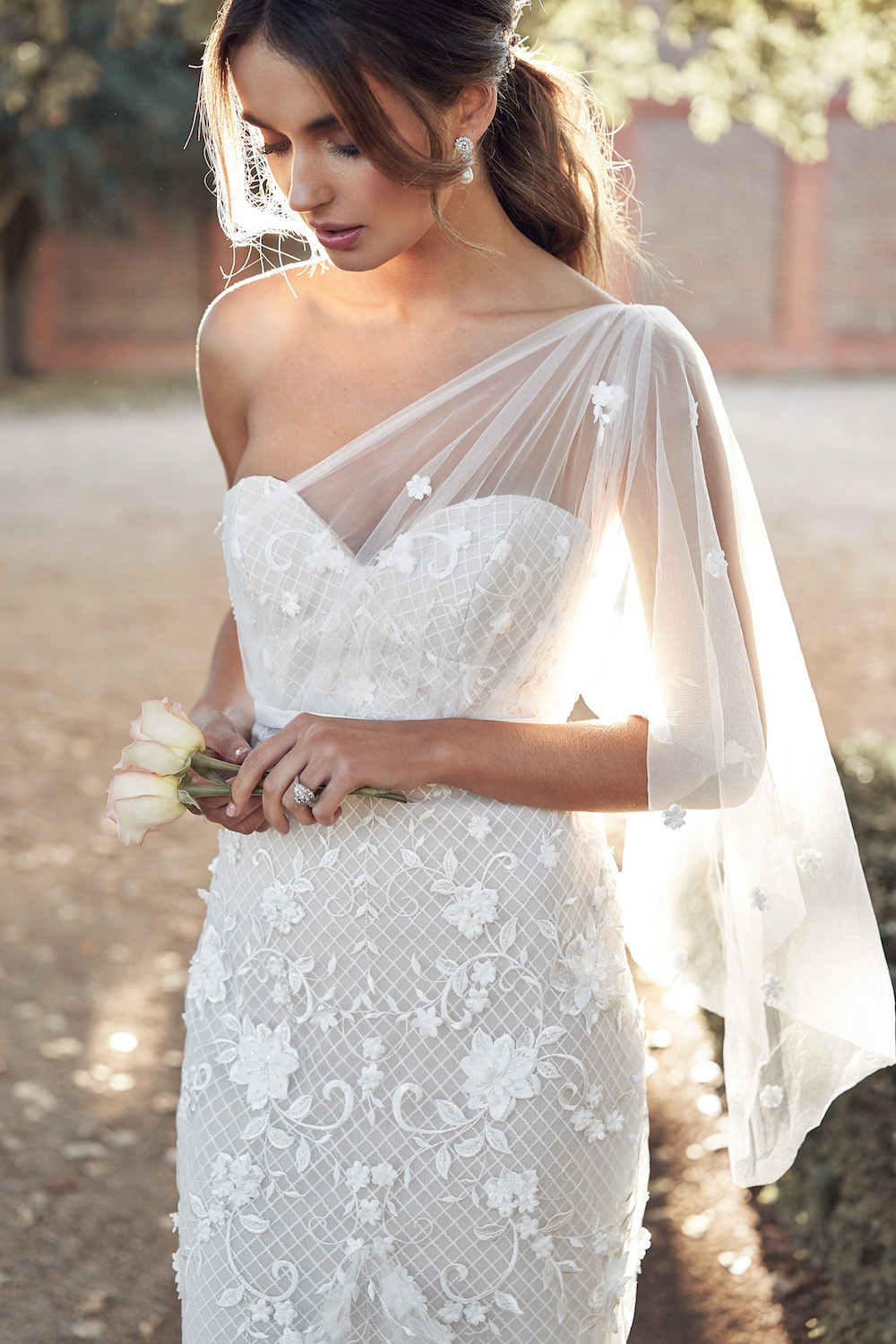 Moss Bridal Dress | Anna Campbell Lumiere Collection | LOVE FIND CO. Bridal Directory