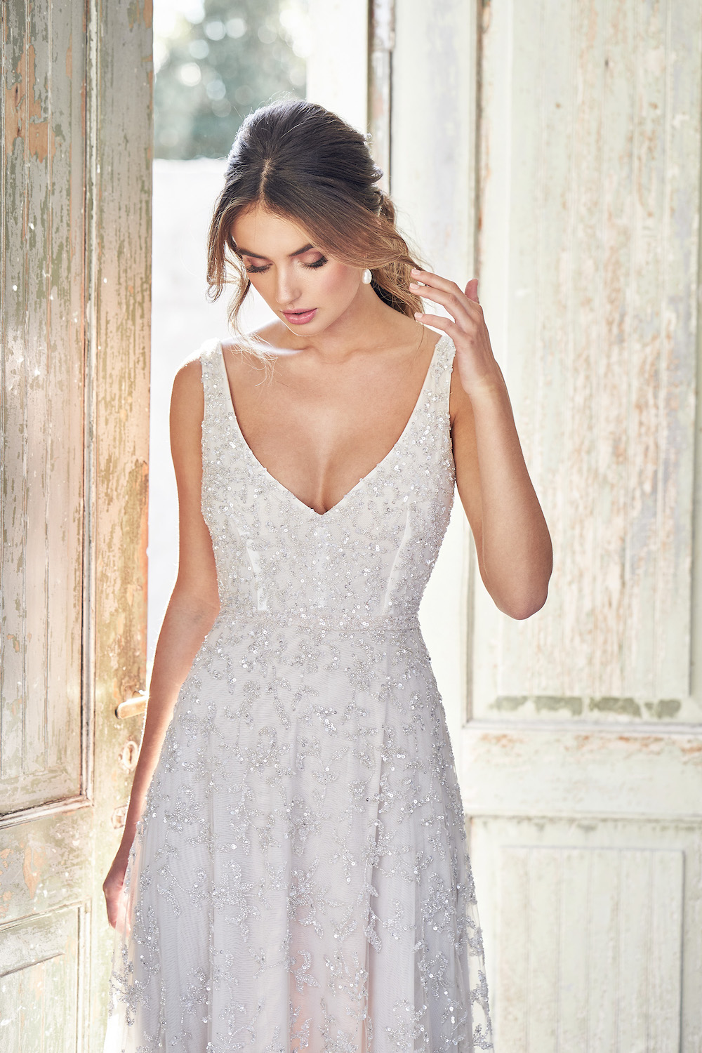 Eden Empress Dress | Anna Campbell Lumiere Collection | LOVE FIND CO. Bridal Directory