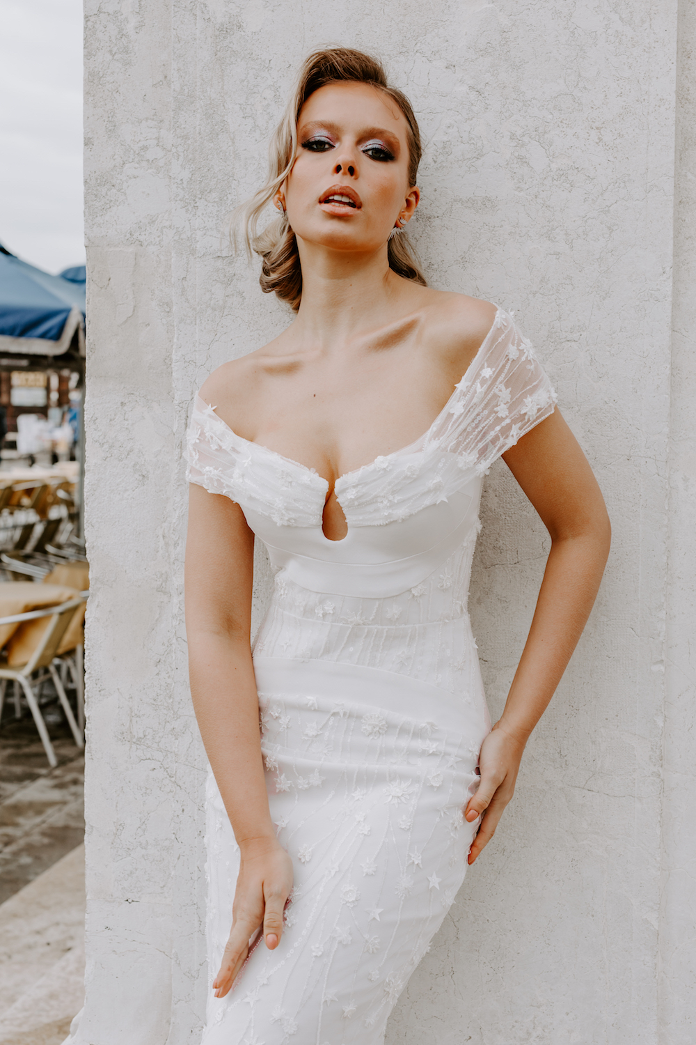 Georgia Young Couture Prosecco Gown | Wedding dresses under $7,500 | LOVE FIND CO. Bridal Directory
