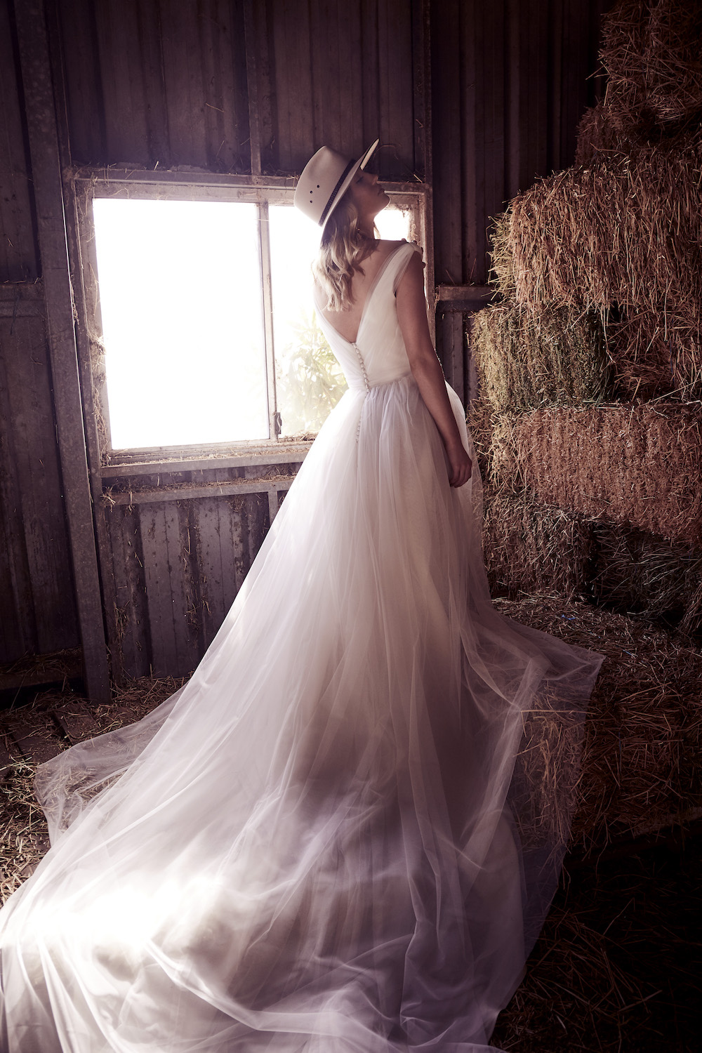 Moira Hughes Couture Lillian wedding dress | Wedding dresses under $7,500 | LOVE FIND CO. Bridal Directory