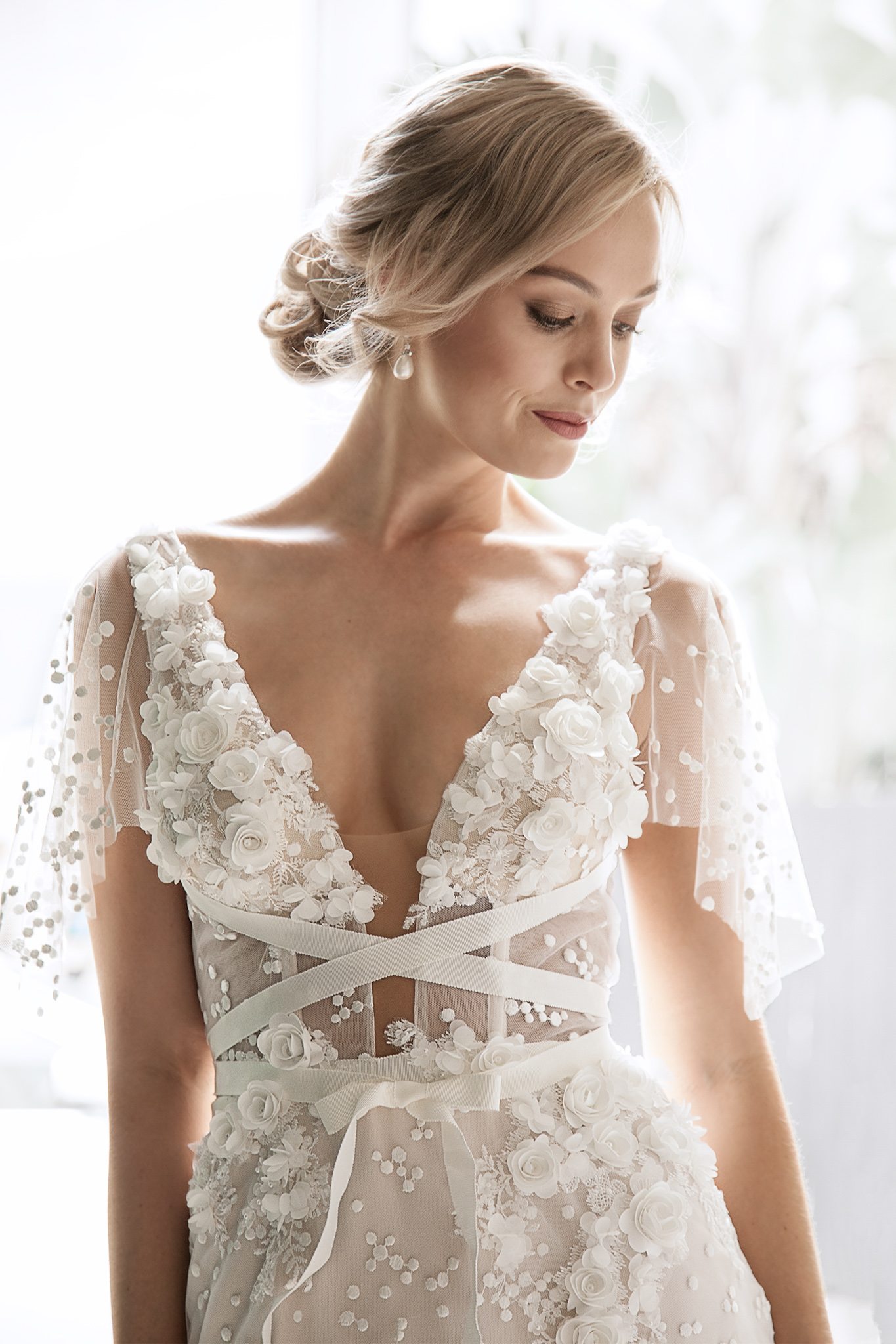 Corston Couture featured on LOVE FIND CO. Bridal Directory