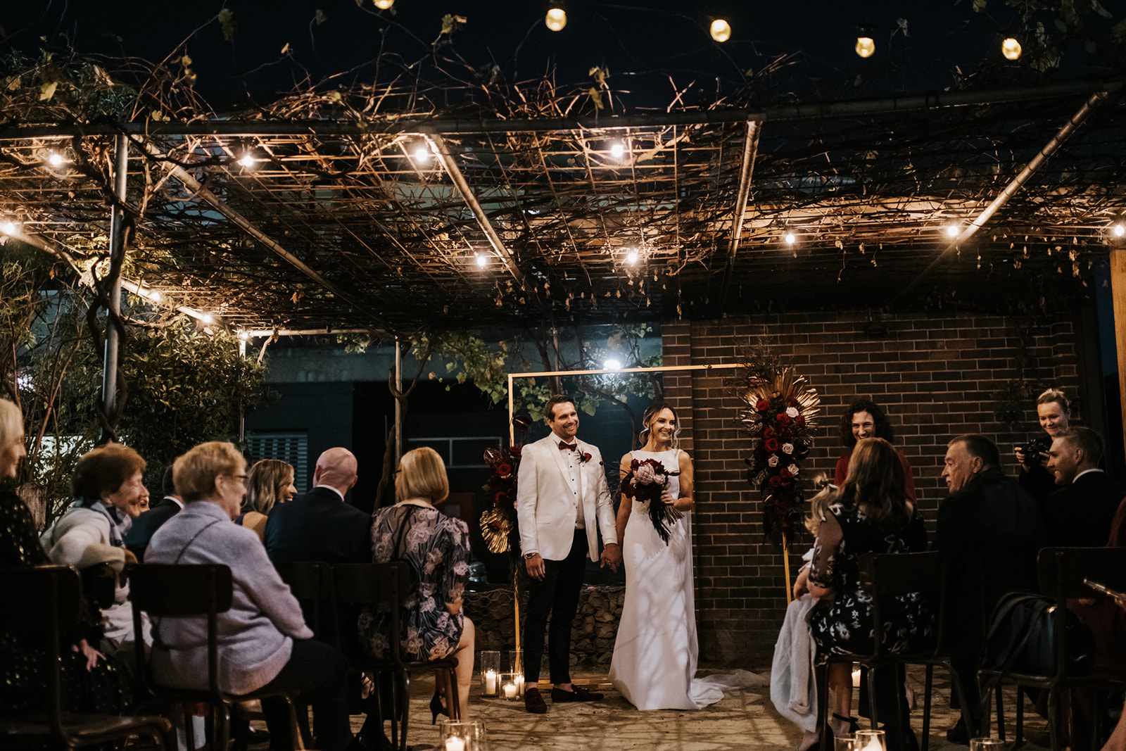 Lauren & Daniels Melbourne Wedding   Photography by Damien Milan Photography    LOVE FIND CO. Bridal Directory