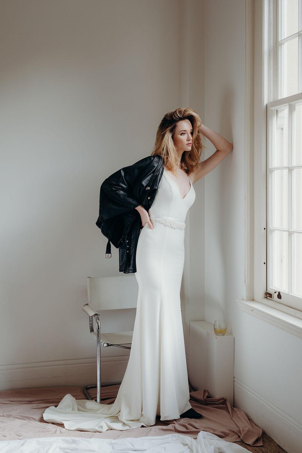 Daisy Brides Bridal Designer available to brides in Queensland at Bohemian Brides