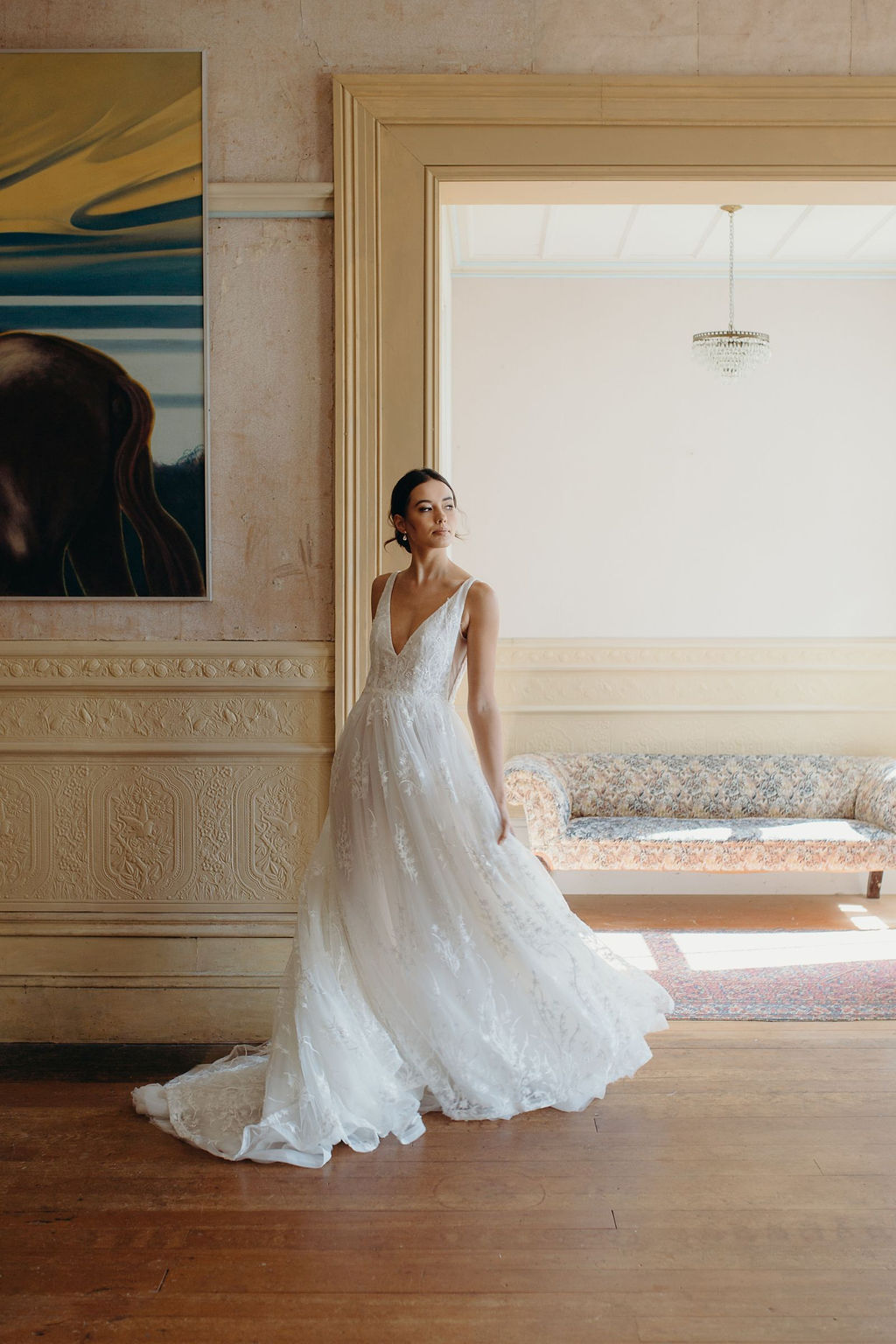 Hera Couture is available for Melbourne brides