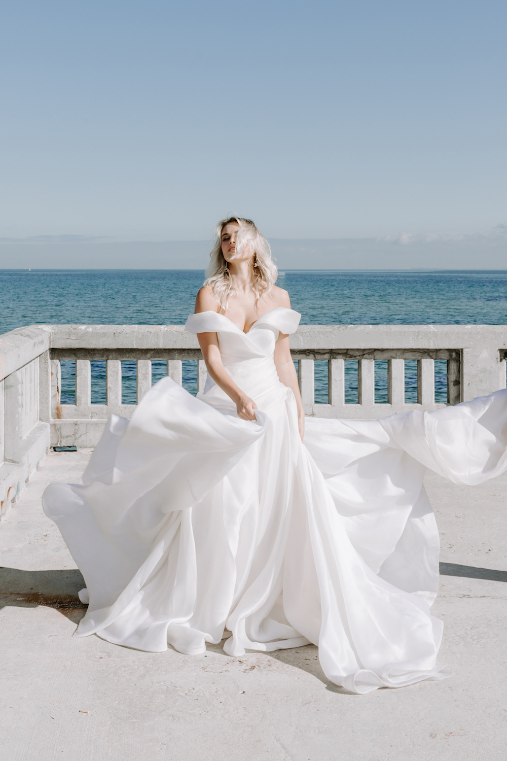 Mariana Hardwick wedding dress featured on the LOVE FIND CO. Editorial - Volume Five