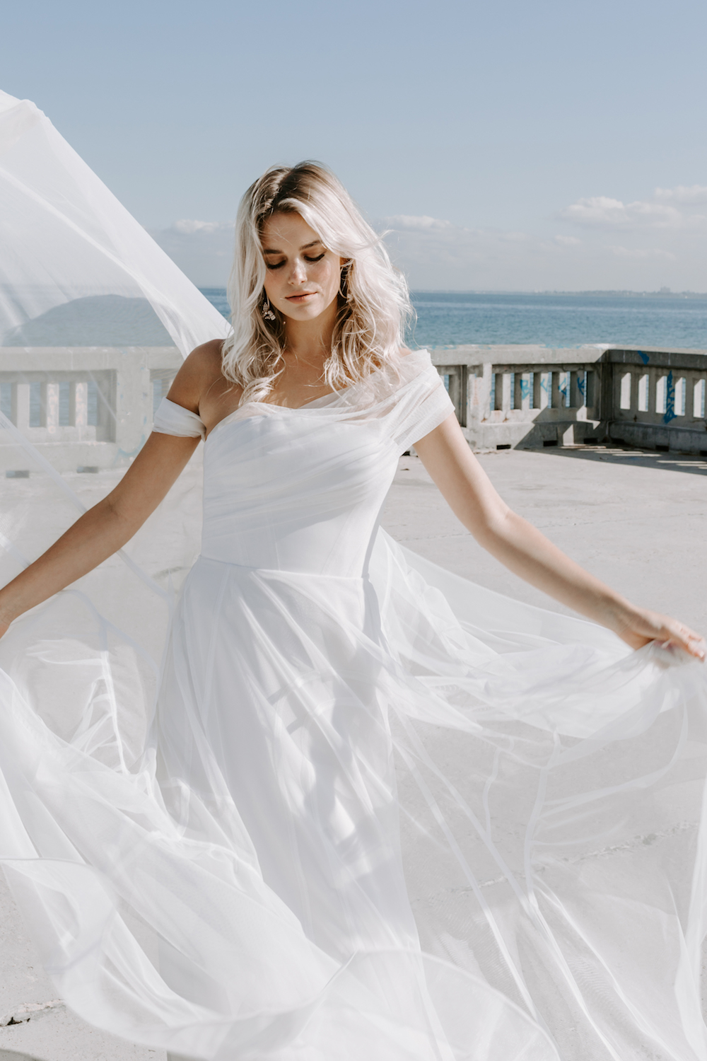 Georgia Young Couture wedding dress featured on the LOVE FIND CO. Editorial - Volume Five
