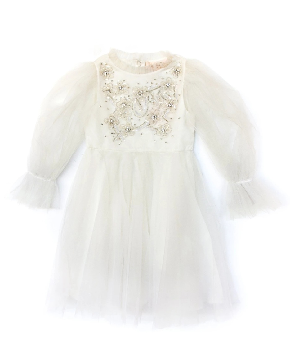Moonflower Tulle Dress by Tutu Du Monde | Featured on LOVE FIND CO.