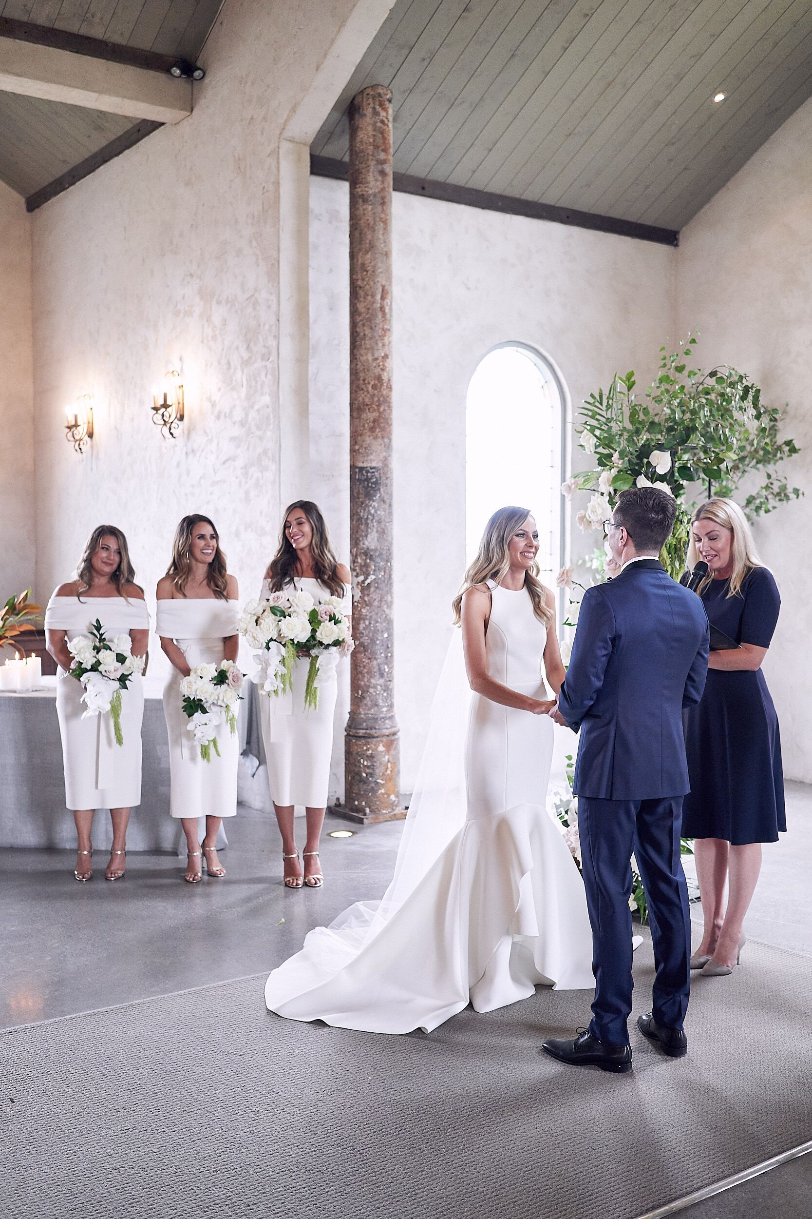 Ally and Dean Wedding on LOVE FIND CO.