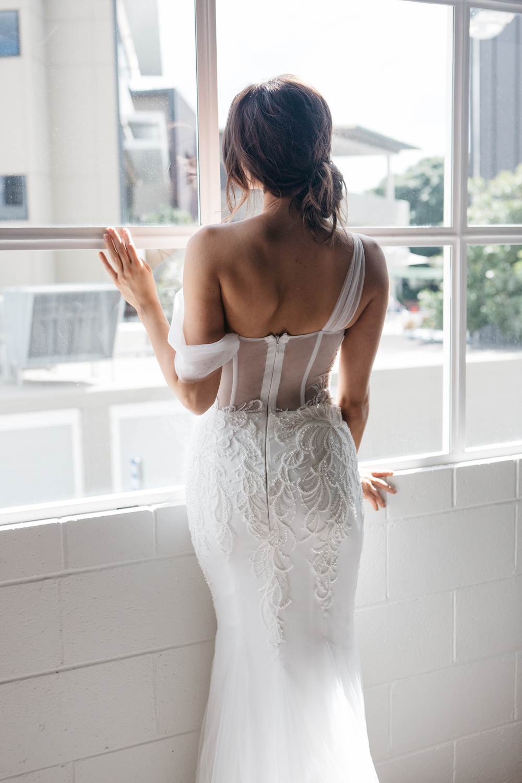 Brisban bridal designer Ella Moda featured on the LOVE FIND CO. Dress Concierge