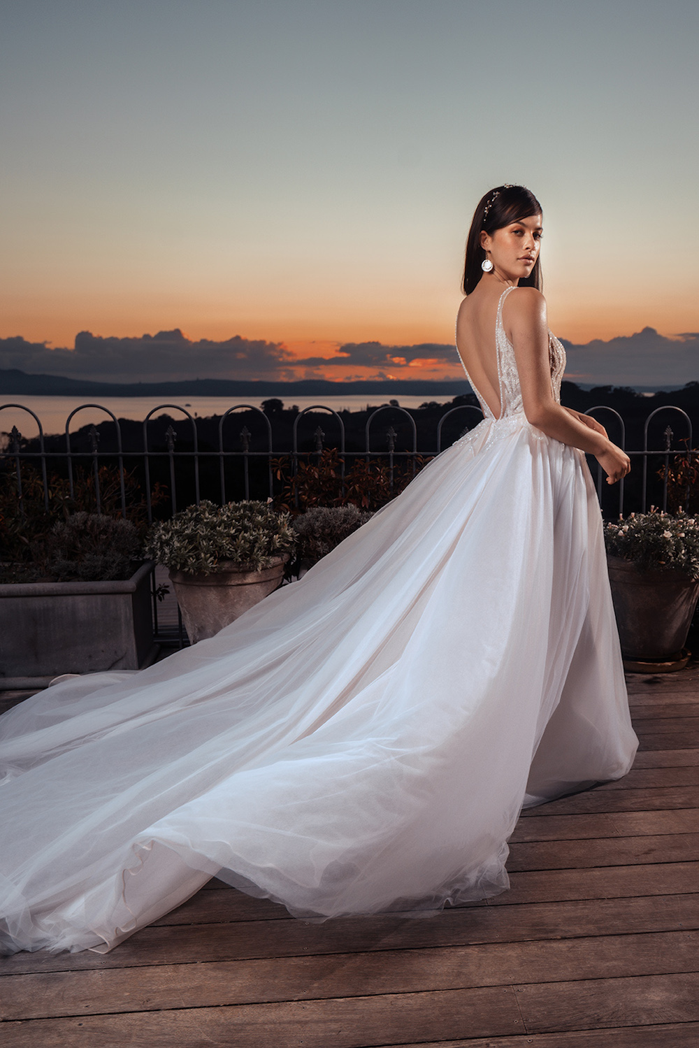 Modern Romance Collection by Jessica Bridal Couture
