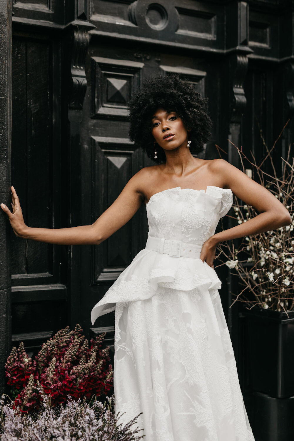 Georgia Young Couture's 'Sunday' Bridal Collection featured on LOVE FIND CO.