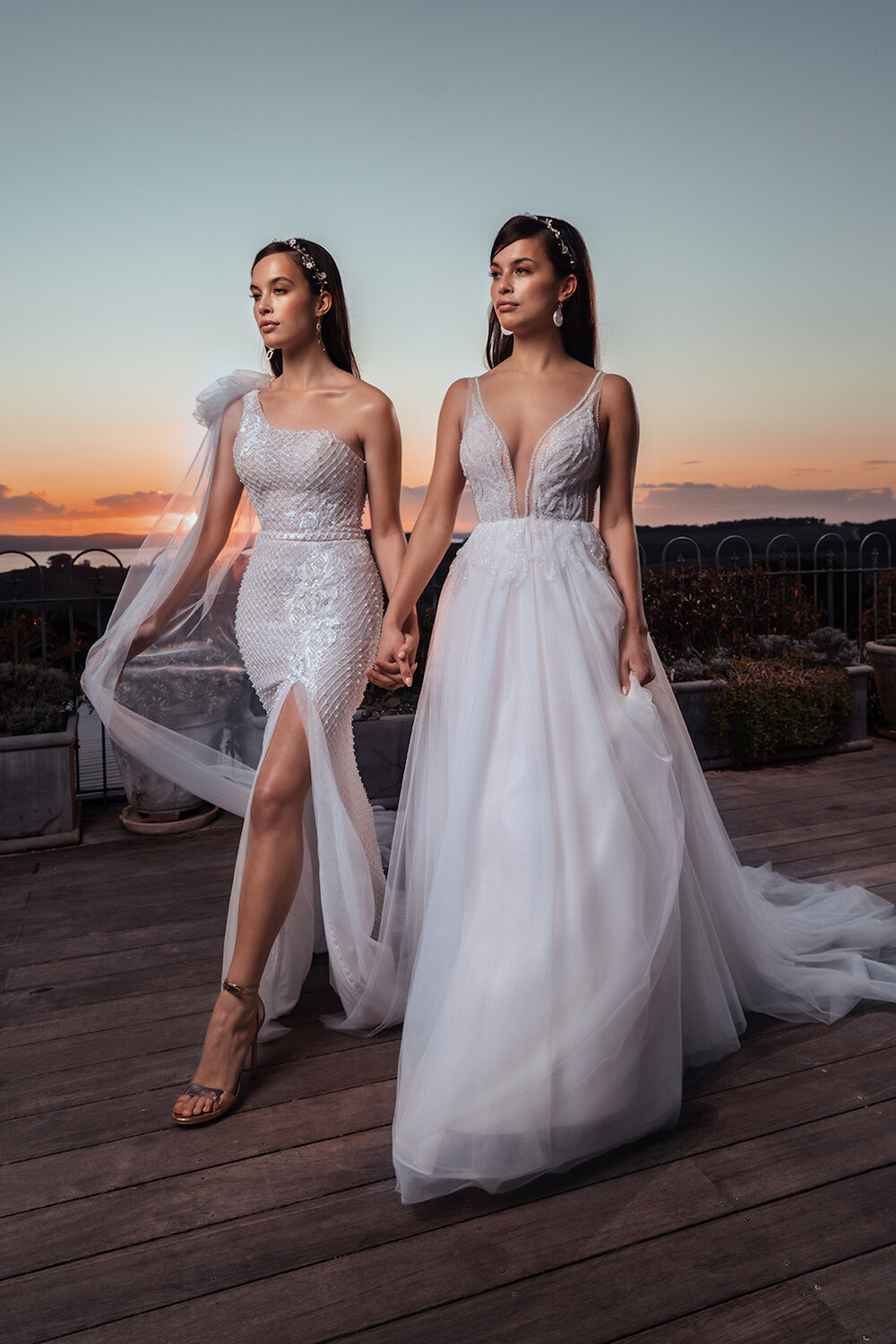 International Designer JESSICA COUTURE on the LOVE FIND CO. Bridal Directory