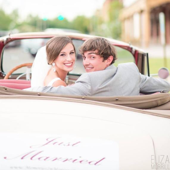 Laura (Rutland)and Josh Cobb