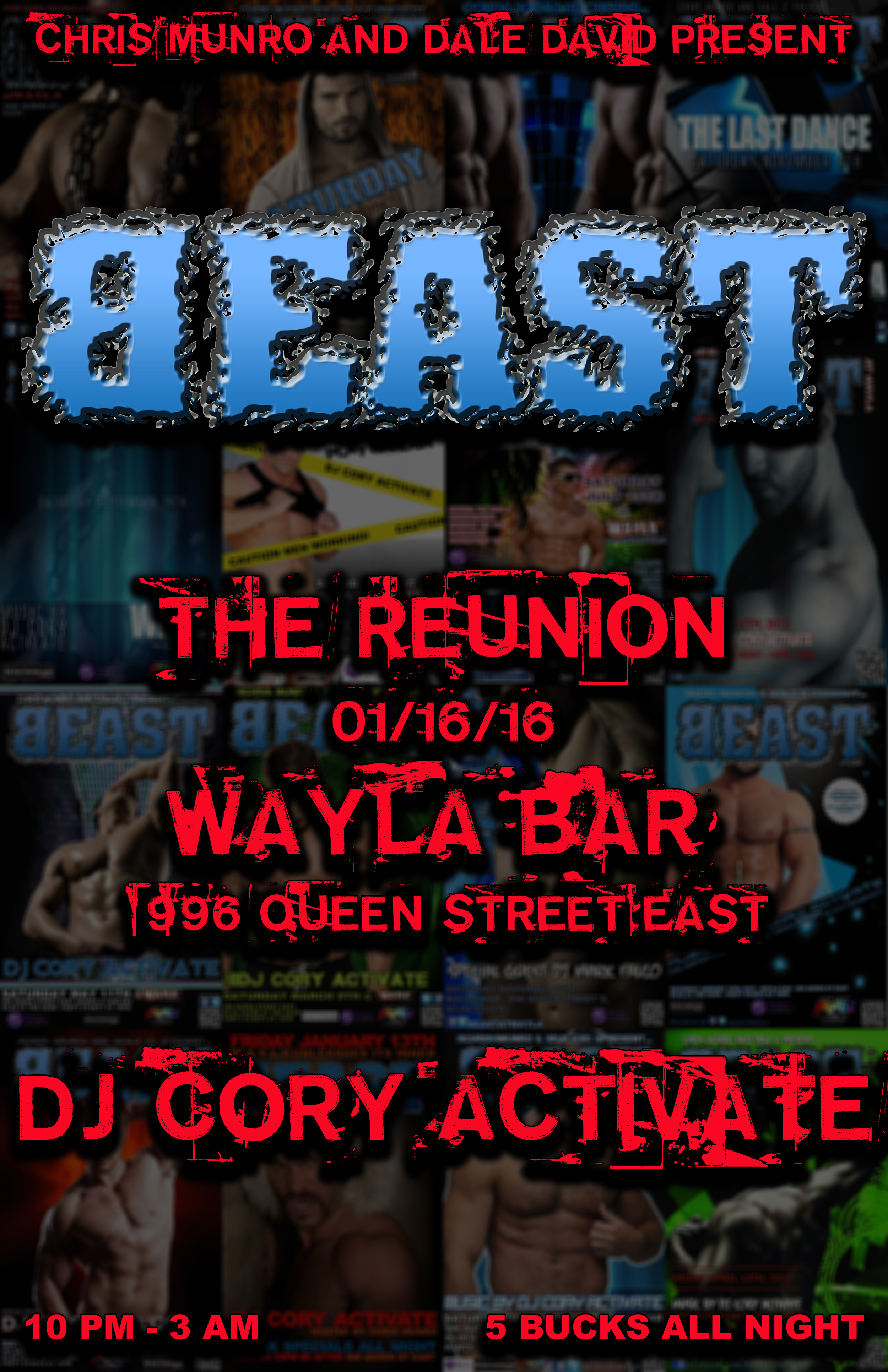 B-east... The reunion