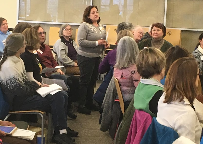 Arlington/City of Alexandria Coordinator Alda Krinsman - Robin Duska
