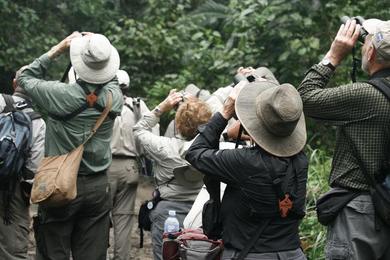Birding in Panama, Alex Proimos