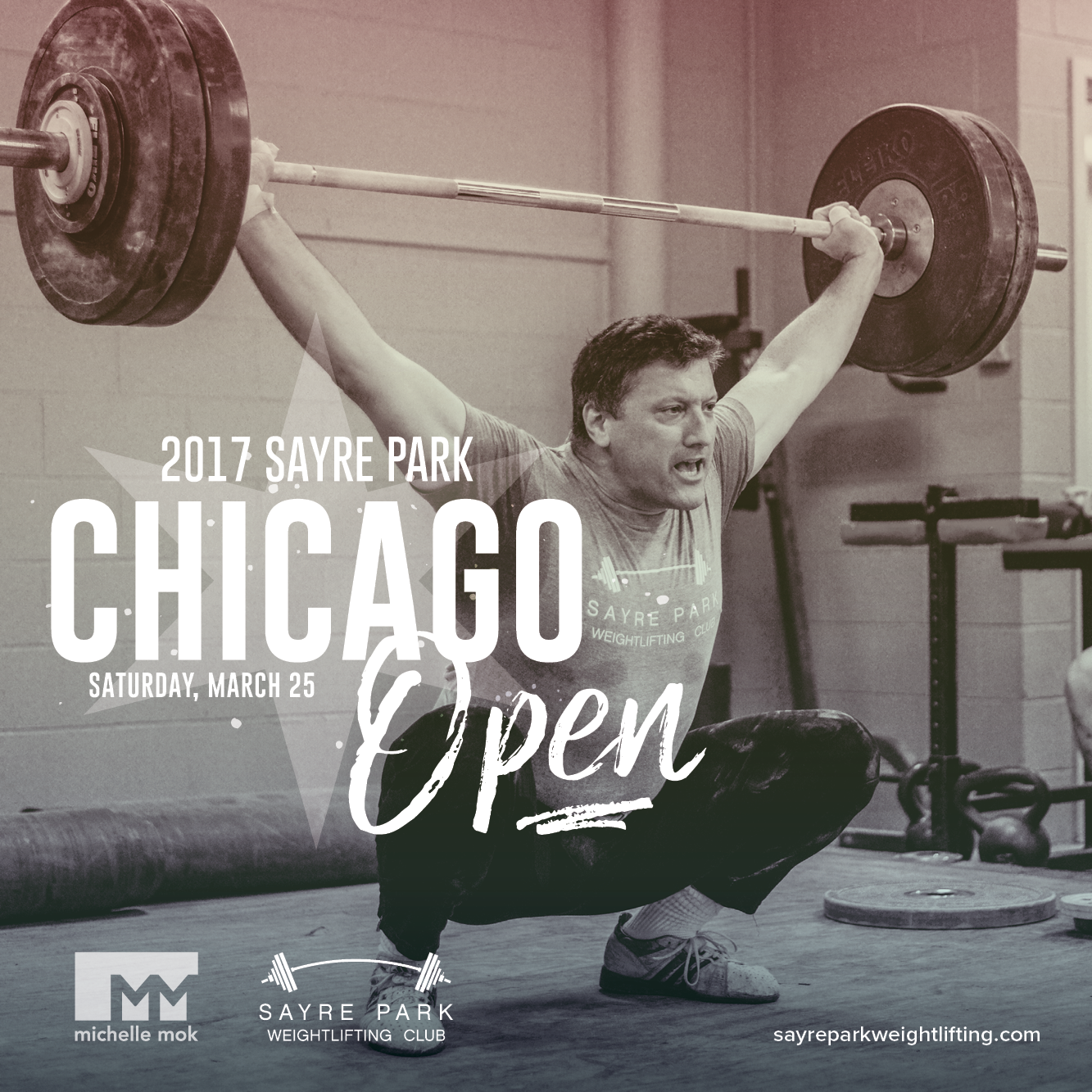 SAYRE PARK WEIGHTLIFTING CLUB