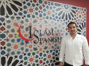 """I realized that Islam is a faith for everyone, and I wanted to learn more."" - Jalil Navarro"