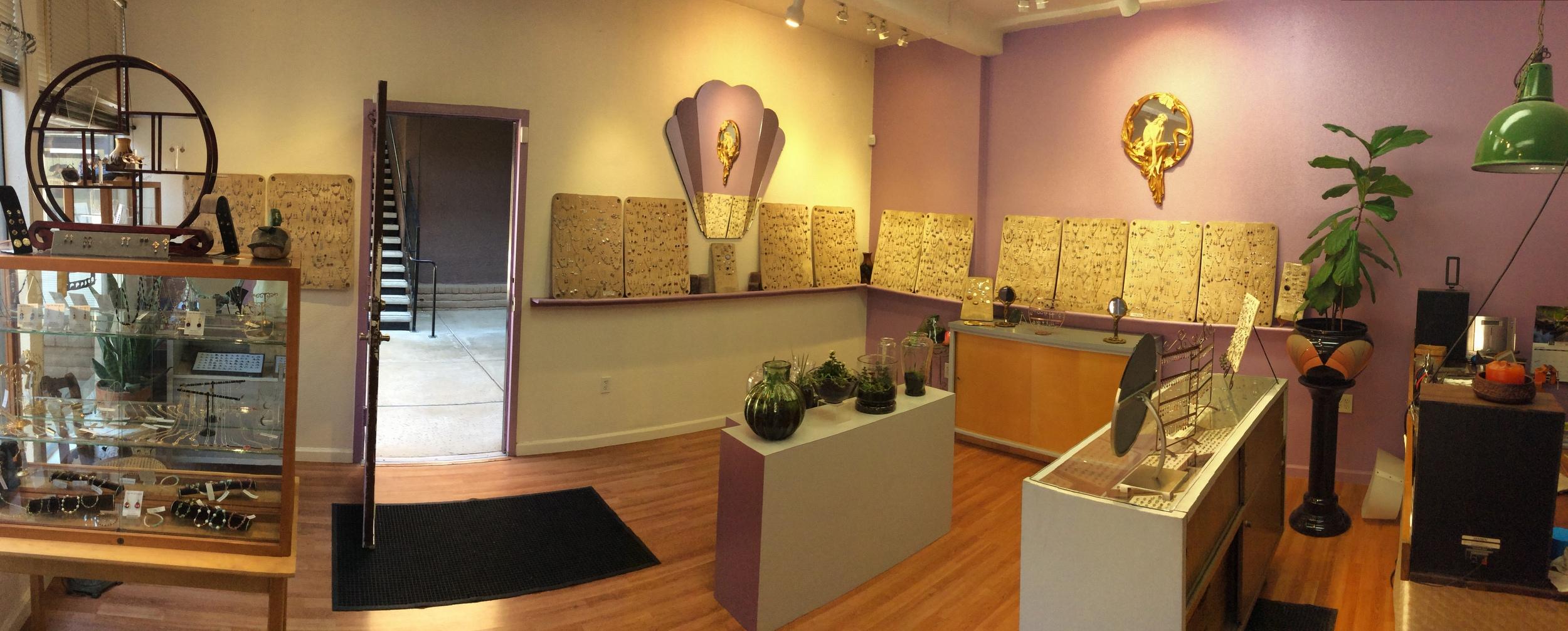 Jeeba Jewelry, in Davis, CA.