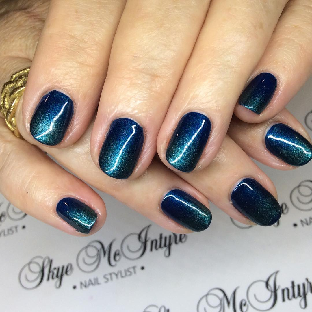 Penrith clients love nails that shimmer day and night