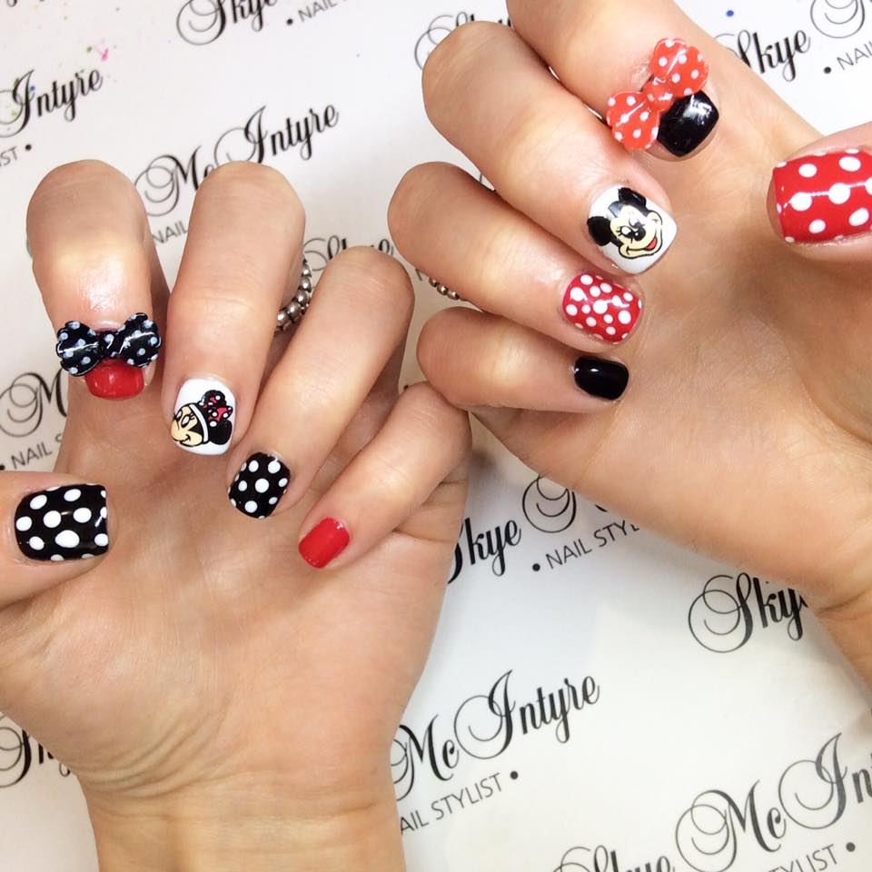 Fun nails for a fun Penrith girl! Skye McIntyre Nail Stylist