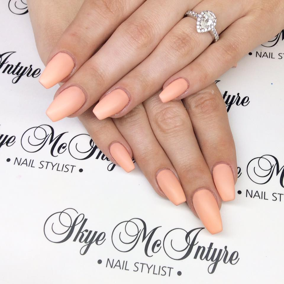 Best nail salon Penrith - Skye McIntyre