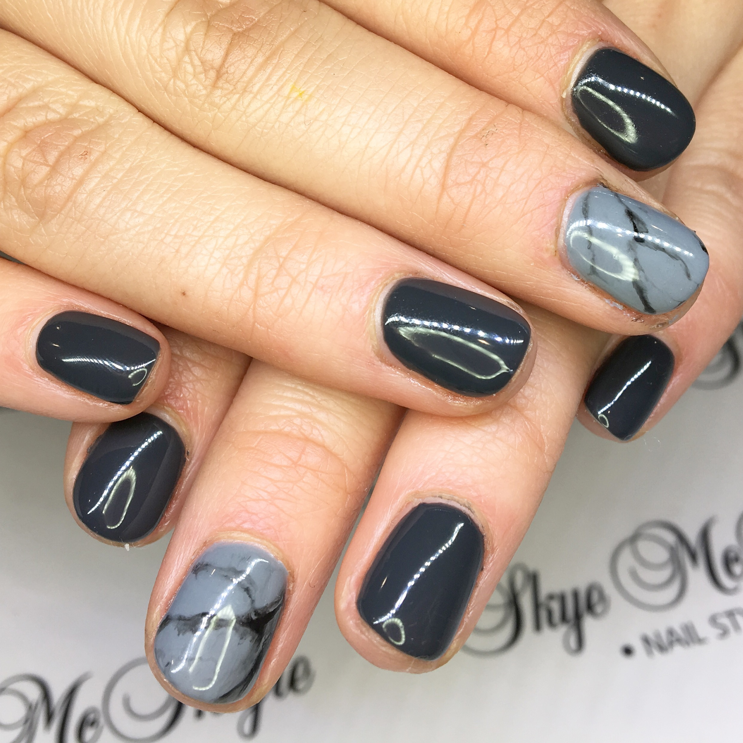 Sydney's No 1 nail and manicure consultant, Skye McIntyre