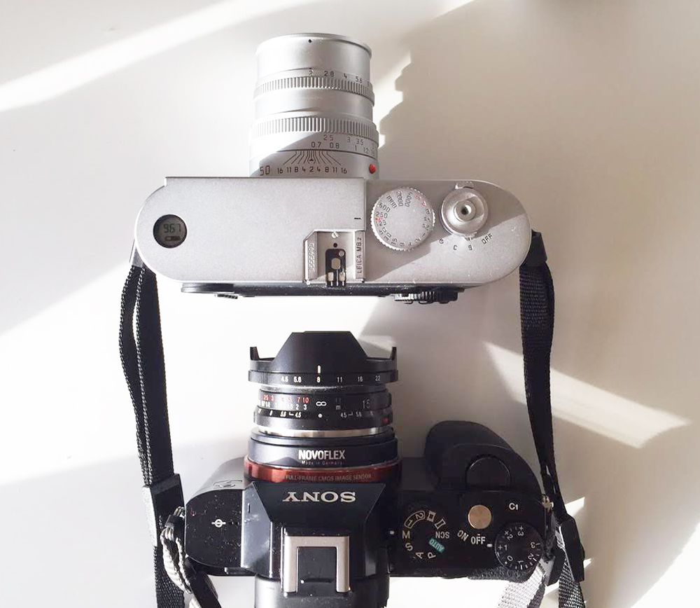 Sony A7 Body vs Leica M8.2 Body