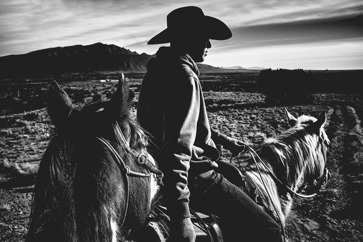 On Horseback   2018