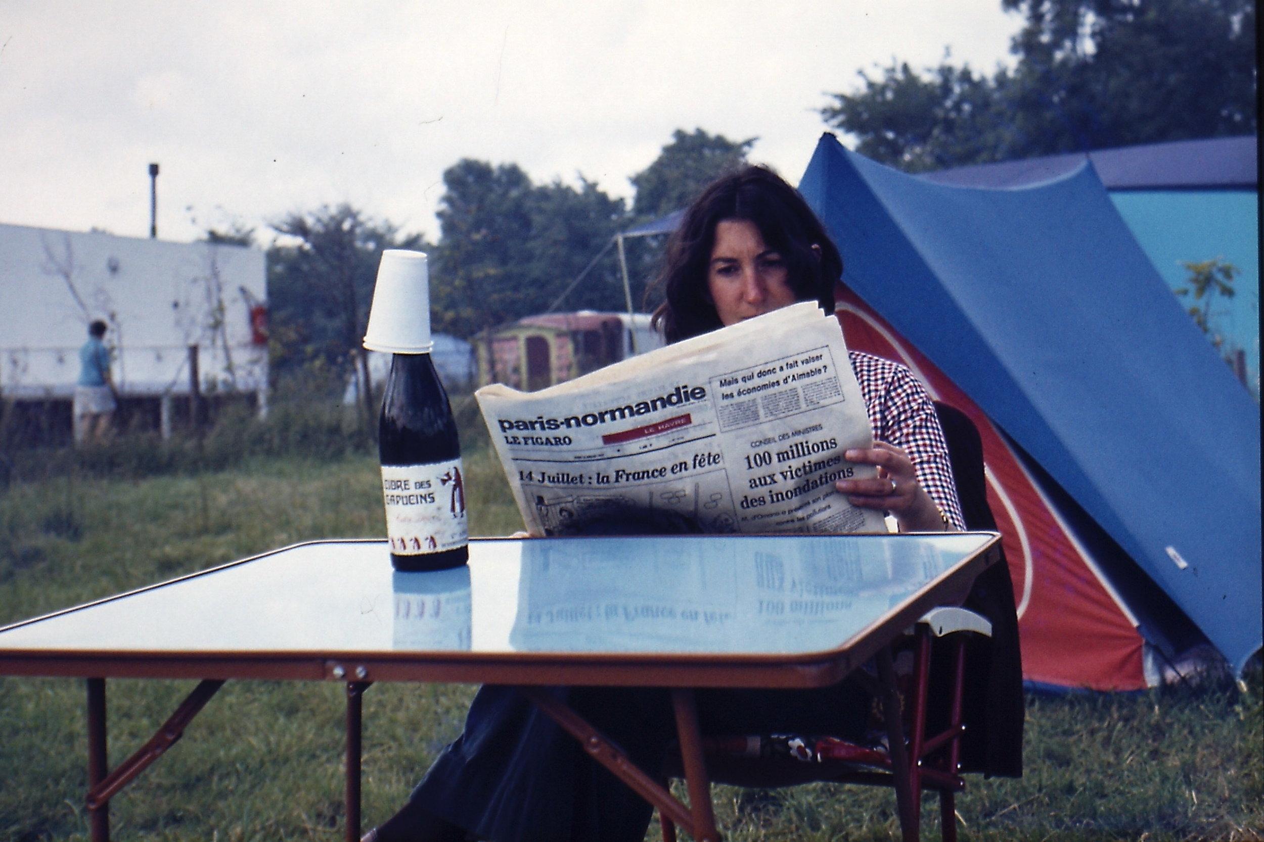 My Mum: Cider Delight   1977