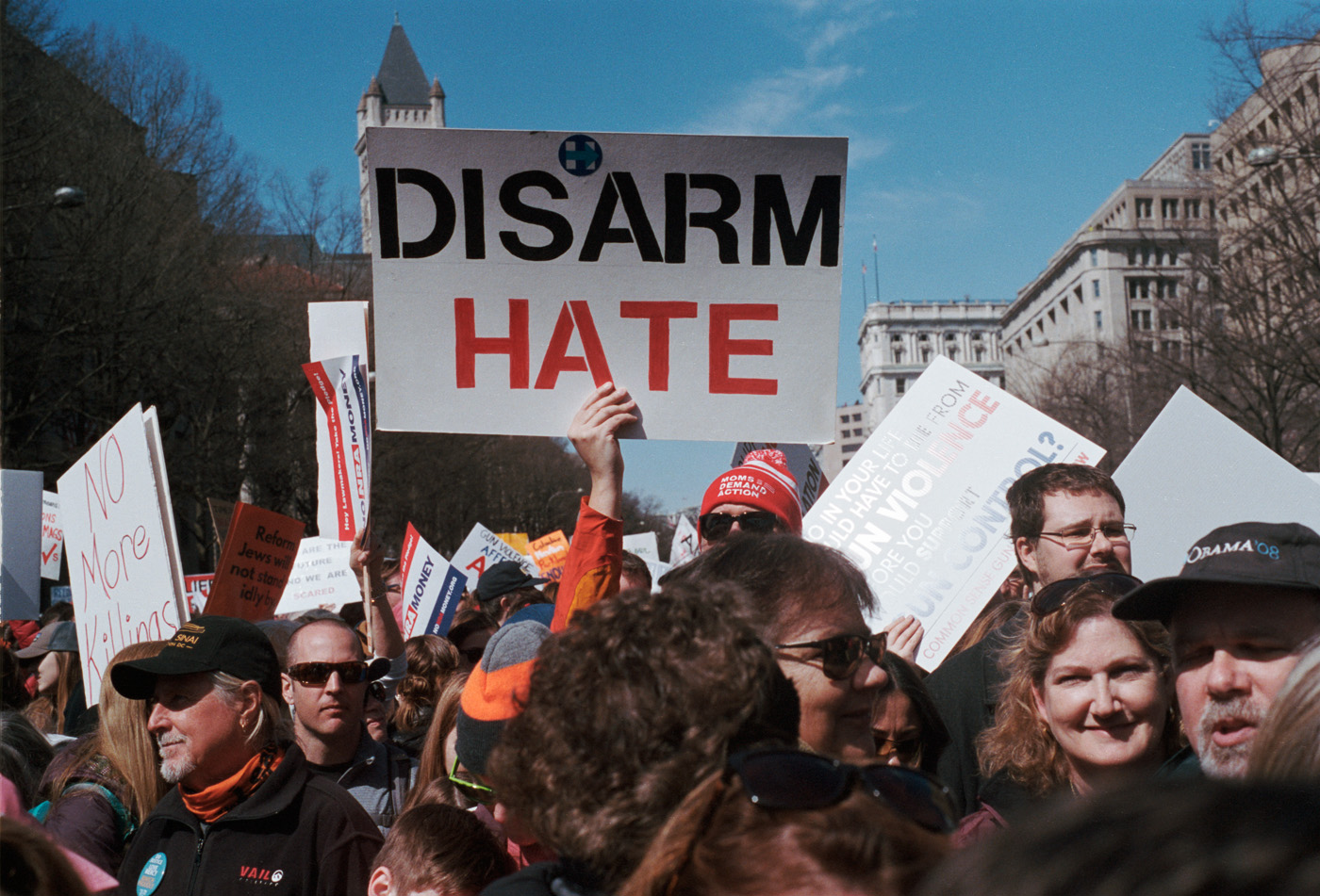 Disarm Hate (March For Our Lives, Washington, D.C.)  |  Frame 34