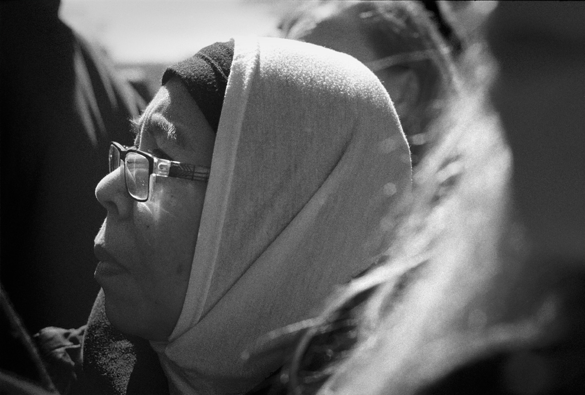 A Mother is Listening (converted to B&W, I could not resist!) |  Frame 4