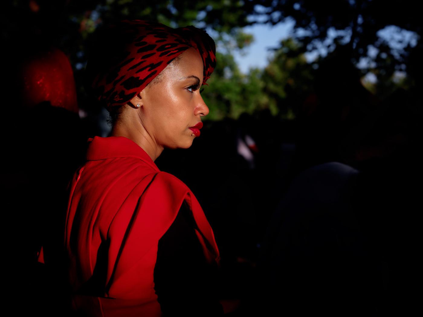 La Femme en Rouge | 2019