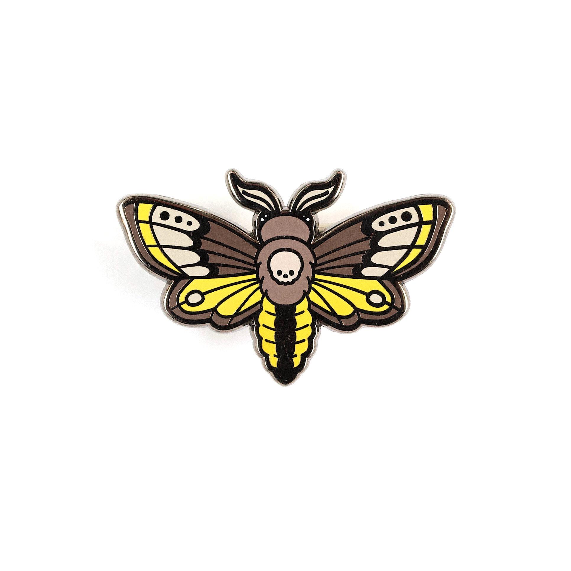 P48 - Moth Pin