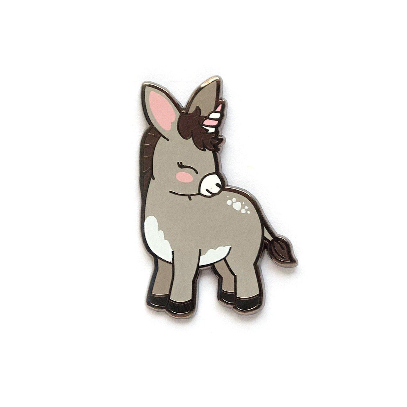 P44 - DonkeyCorn Pin