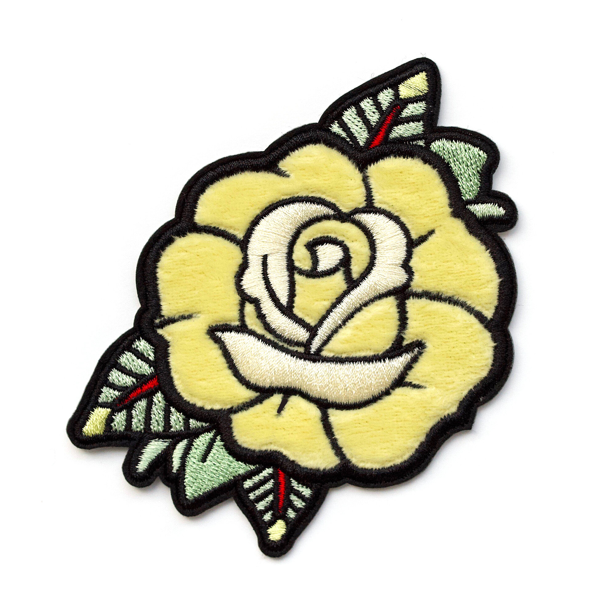 A11 - Rose Patch - Yellow