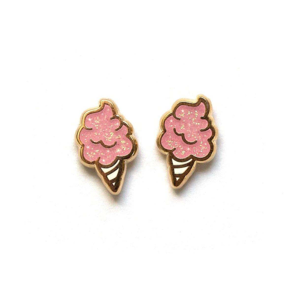 E26 - Cotton Candy Earrings