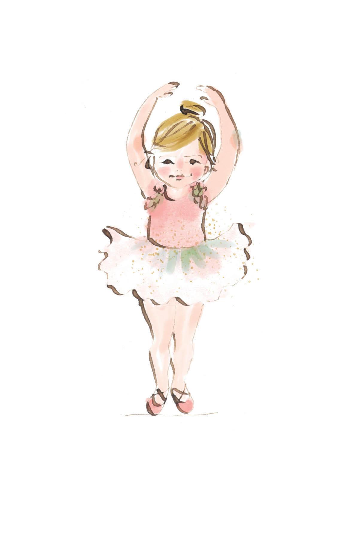 Little Ballerina | blonde