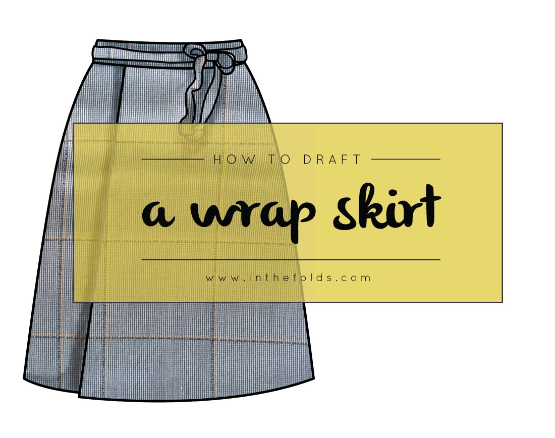how_to_draft_wrap_skirt_1