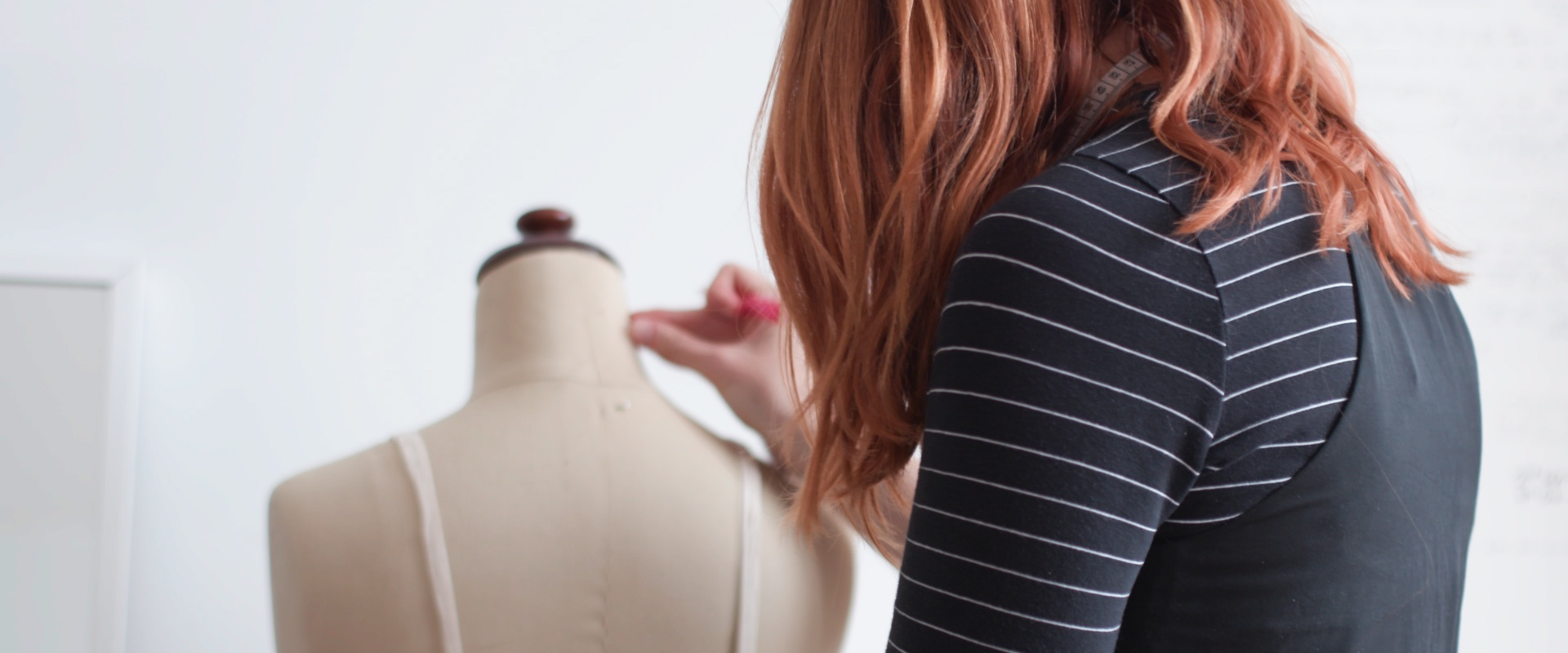 Sharing tips + tricks so you can feel more confident and enjoy the process of making your own clothes   Check Out The Blog
