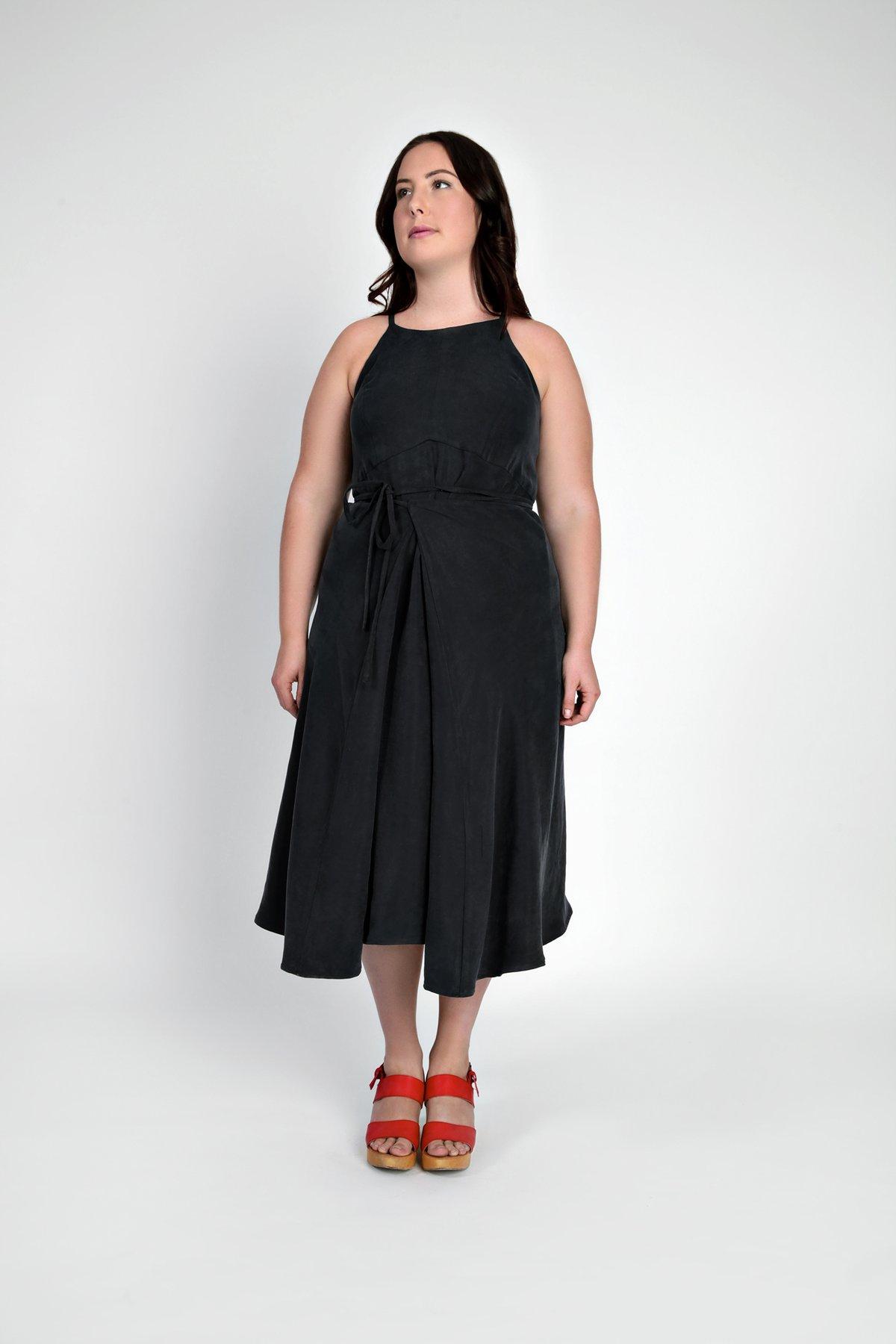 Acton dress sew-along -