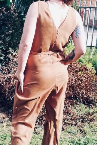 Free jumpsuit pattern