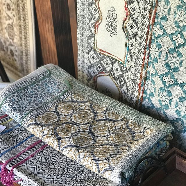 Just arrived! Beautifully hand loomed cotton rugs $229 each