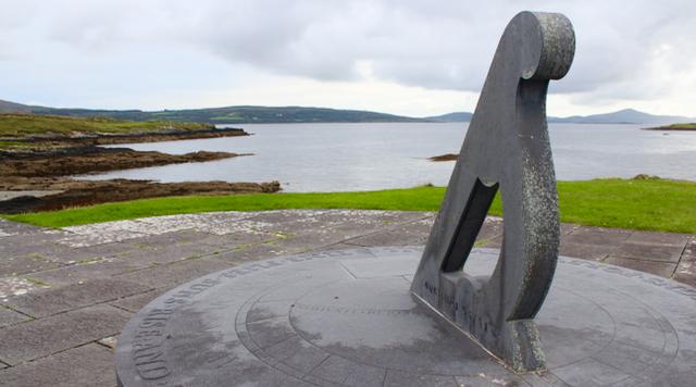 """Air India Memorial, West Cork"" by Subherwal licenced under CC 2.0."
