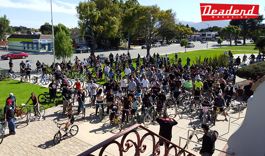 Thanks to everyone who came out to ride with us! Until next time.