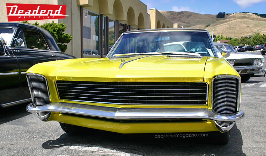 This bright Riviera is still around and still owned by Jack from Los Boulevardos Car Club