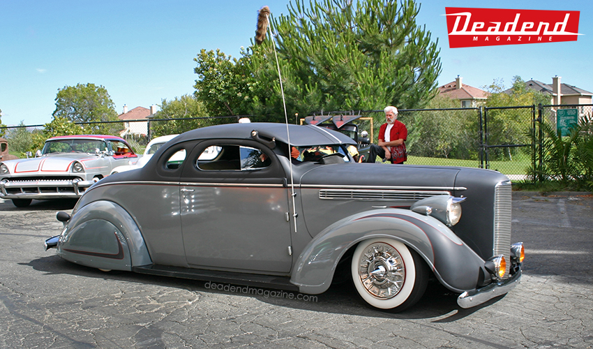 Randy's 38 is a cool mixture of the Bomb & Custom look.