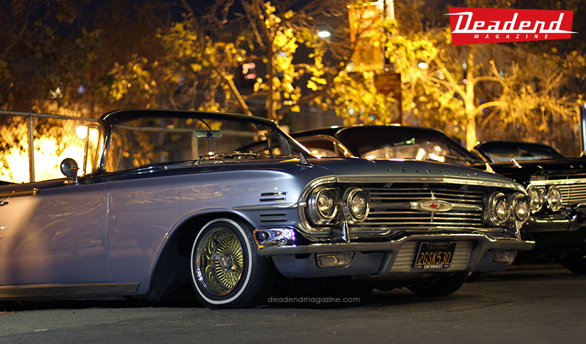 The Tribal Gear Holiday Happening in San Diego brought out some nice low riders.