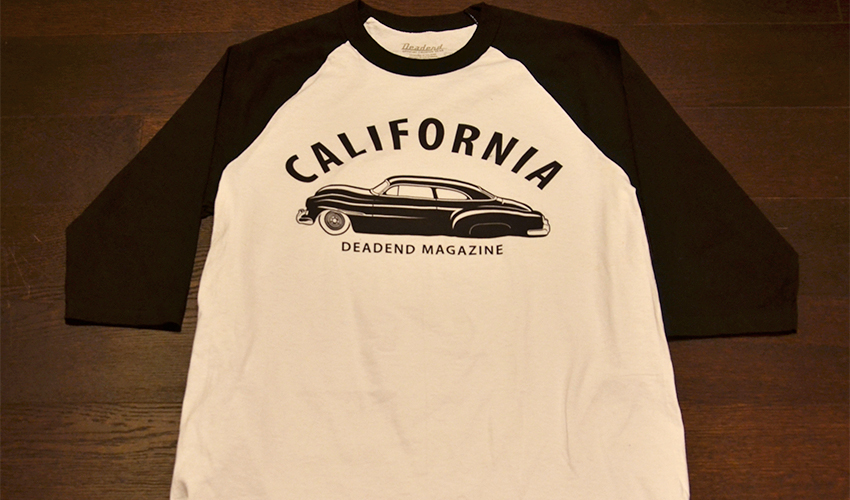 We updated the online shop. Get your new Deadend Magazine gear before we run out!